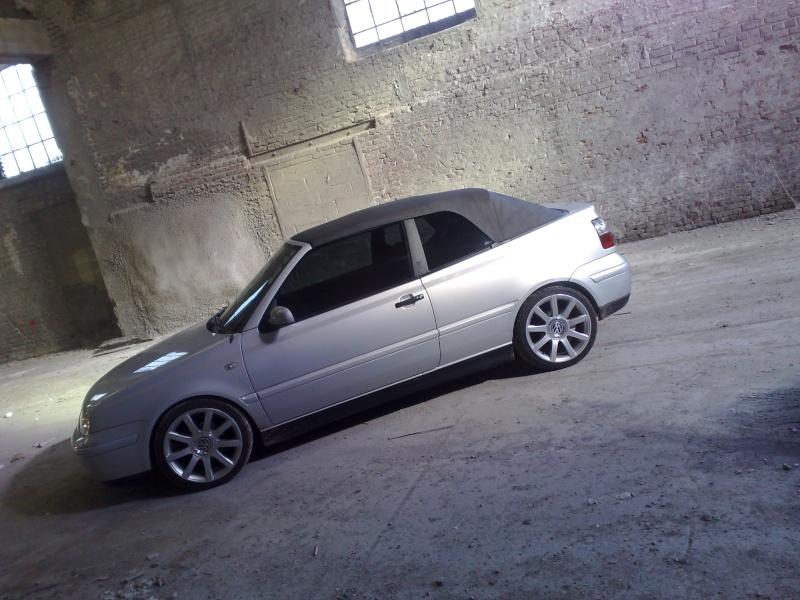 Golf iv 1 6 cabriolet de gti edition garage des golf iv for Garage volkswagen henin beaumont