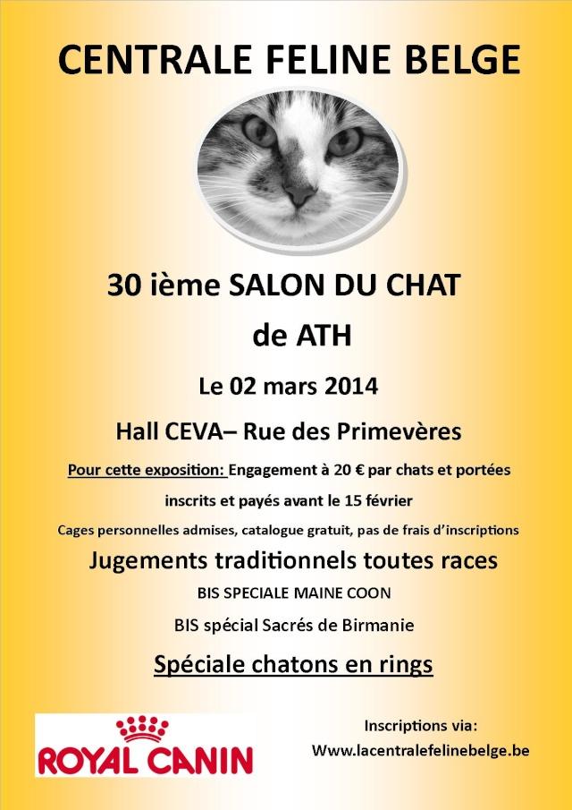 30 me salon du chat ath belgique - Salon de chat gratuit ...