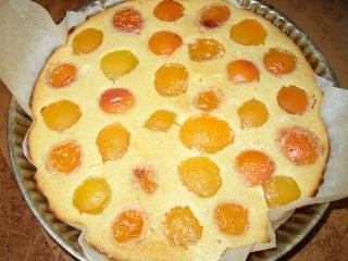 Clafoutis De Semoule Aux Abricots Aussi Délicieux Quun Gâteau