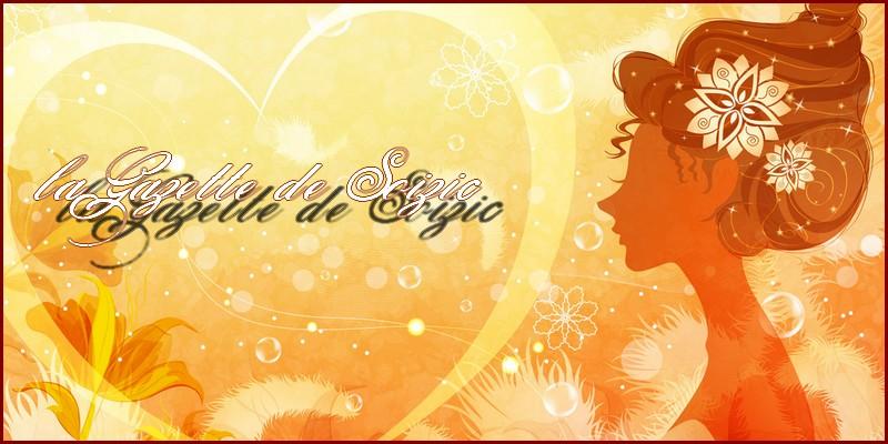 Bienvenue sur la Gazette de Soizic...
