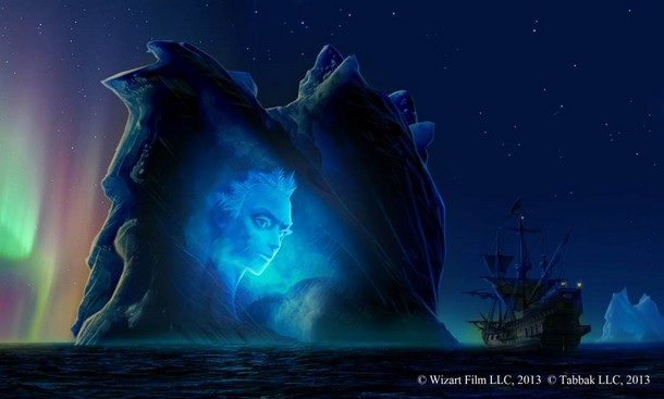 Animation sera intitul 233 quot the snow king quot ou the snow queen 2