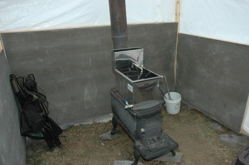 Installation climatisation gainable Evaporateur cantin ~ Bois Erable A Vendre