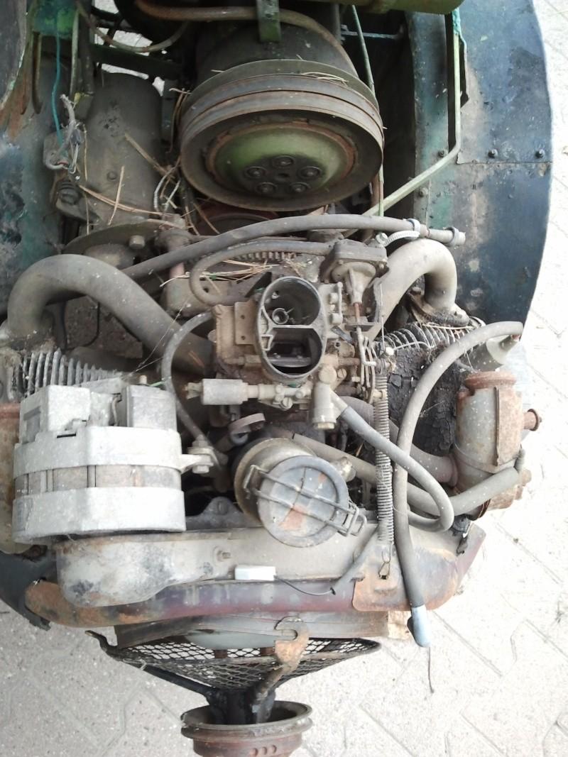 staub pp6b moteur