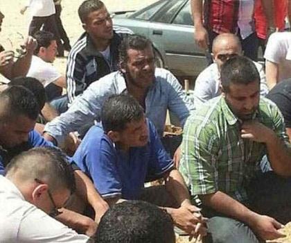 وفاة الممثل محمود السوالقة اثناء 5_5710.jpg