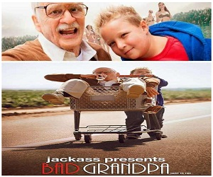 حصريآ فيلم Bad Grandpa 2013 مترجم بنسخة HDTS