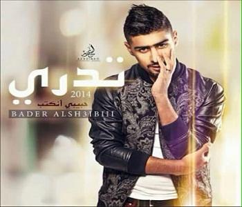 اغنية تدري حبيبي بدر الشعيبي 2014 الأغنية MP3 النسخة الأصلية