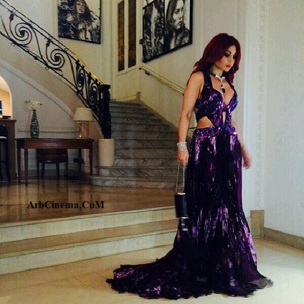هيفاء وهبي مهرجان 2014 فستان bowvjx10.jpg