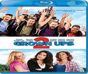 فيلم Grown Ups 2 2013 مترجم بلوراي BluRay