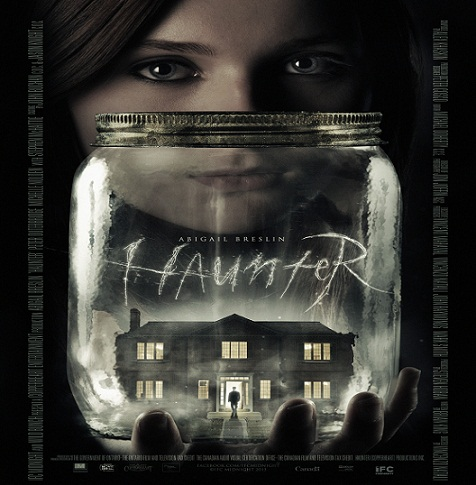 ����� ���� Haunter 2013 BluRay