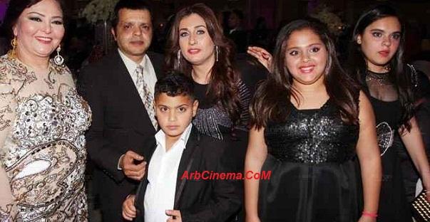 محمد هنيدي اولاده زوجته بسنت iiii10.jpg