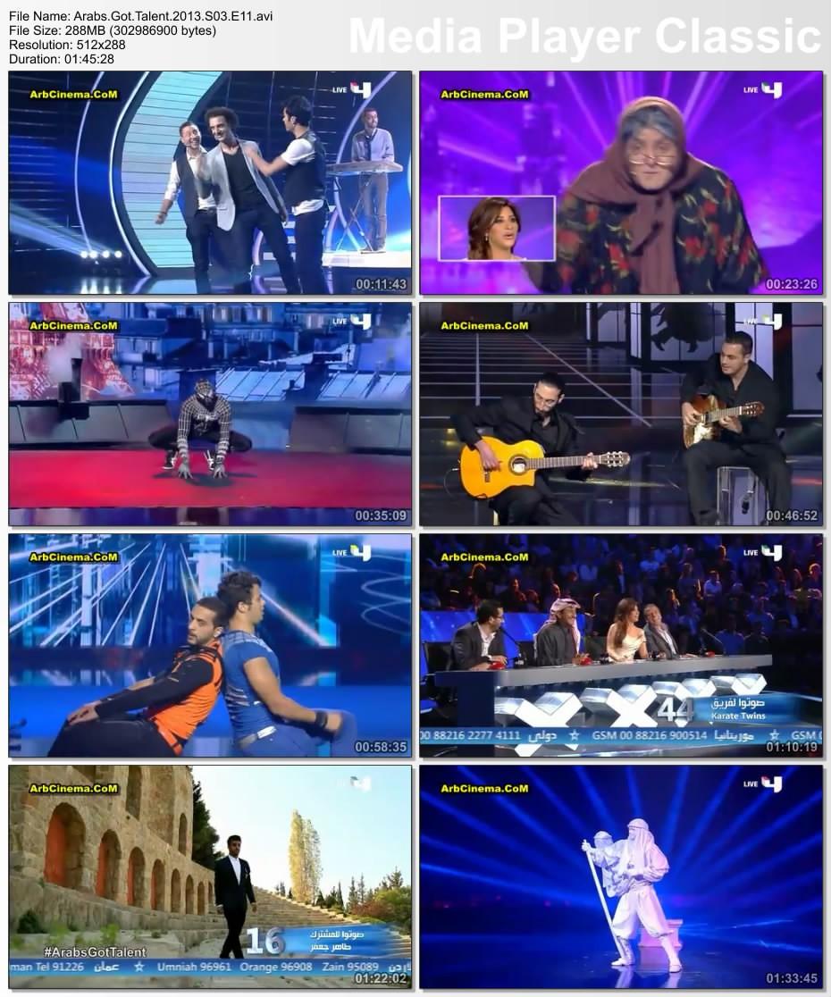 """الحلقة الحادية """"Arabs Talent"""" حلقه thumbs19.jpg"""