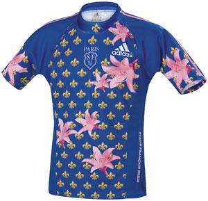 Stade Francais Fleur de Lis Shirt