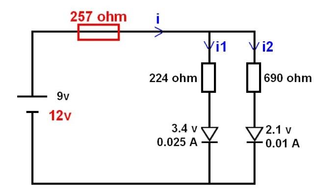 petit circuit  u00e9lectrique