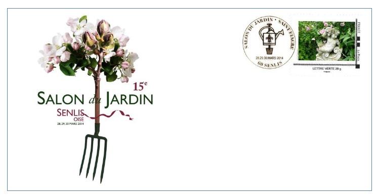 60 senlis for Salon du jardin senlis 2016
