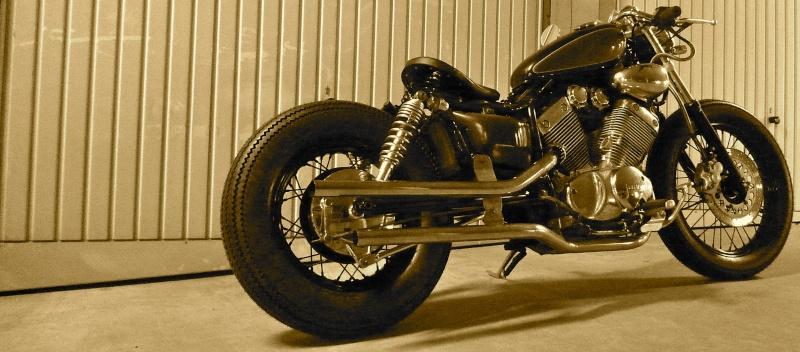 Project Bobber Yamaha Virago 535 | 1stmotorxstyle org