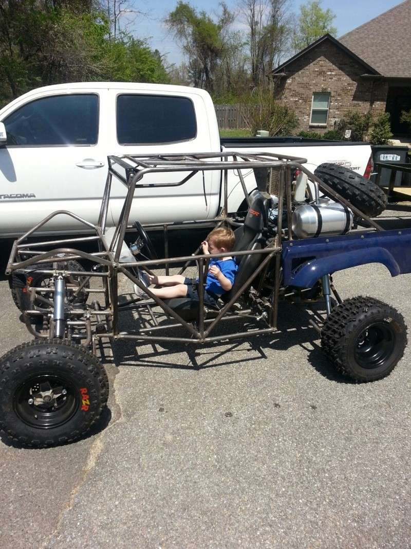 how to build race kart