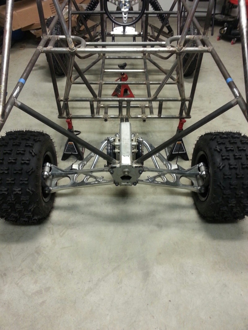 Truggy Trophy Kart Sized Build Page 20