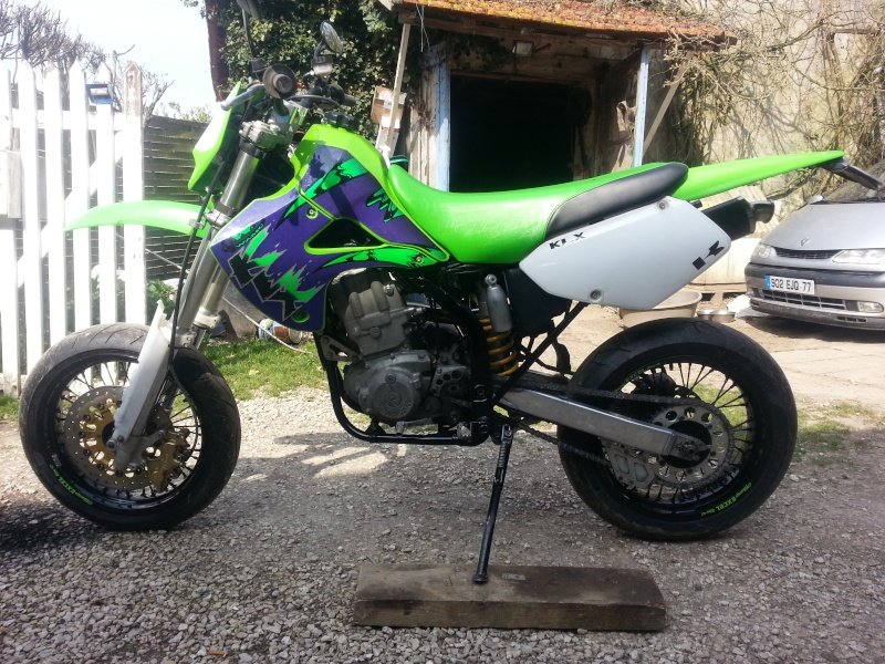 Kawasaki Klxr For Sale