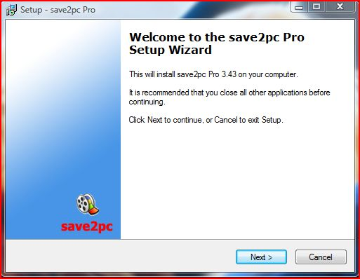 save2pc PRO 3 4 3 0 known as YouTube Downloader preview 0
