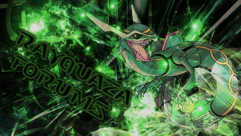 Rayquaza Forum-Motion