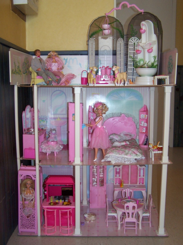barbie les barbies de nhtpirate1980. Black Bedroom Furniture Sets. Home Design Ideas