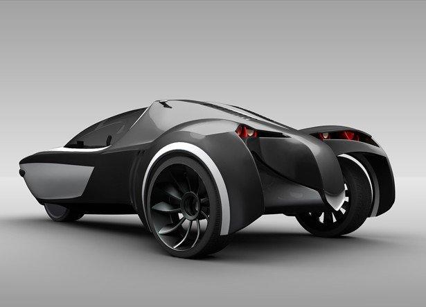 manta un concept de v hicule electrique amphibie 3 roues. Black Bedroom Furniture Sets. Home Design Ideas