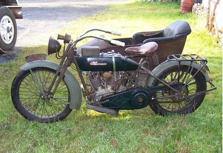 Prix Vieux Side Car