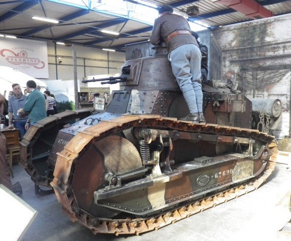 Wanted m1917 6 ton tank renault ft 17 g503 military vehicle message forums
