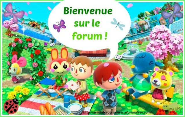 Animal Crossing 3ds, Wii et DS