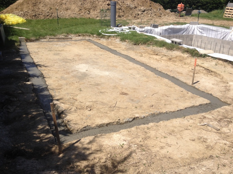 Piscine 8 5 x 4 x auto construction pose carrelage for Forum construction piscine 56