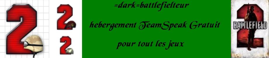 TeamSpeak hebergement