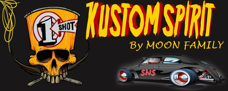 Forum Kustom Spirit dédié à la Kustom Kulture