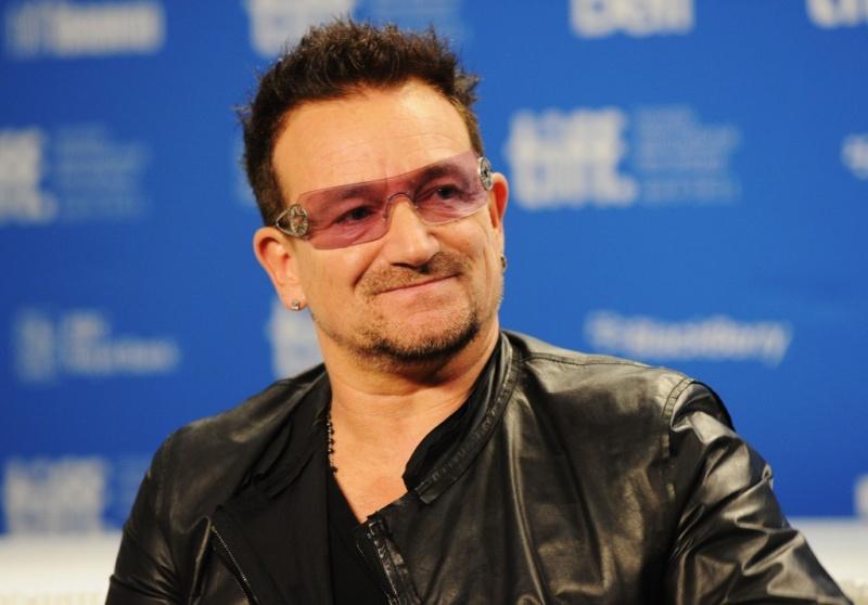 Un croquis du père de Bono dans un livre au profit de la fondation des hôpitaux irlandais