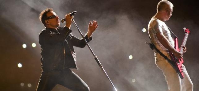 Le nouvel album de U2 dans les bacs le 31 mars 2014