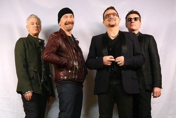 Trois titres de chansons potentiels dévoilés par Bono