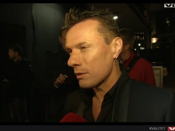 "Larry Mullen Jr. à Oslo pour  ""A Thousand Times Good Night"""