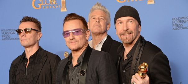 U2 dans les archives du congrès Américain...