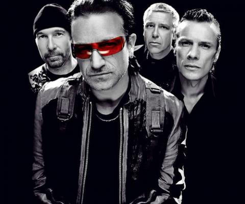 EXCLUS !!!  Le nouveau titre de U2 ce soir à 0:30 sur RTL2.
