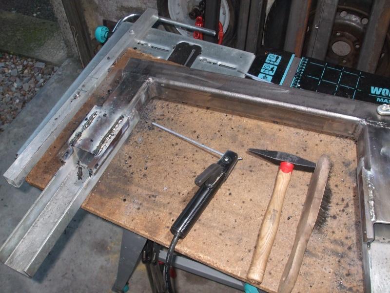 Fabriquer une grue d atelier bande transporteuse caoutchouc for Fabriquer fenetre atelier bois