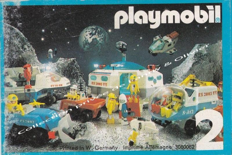 catalogue playmobil 1981 fanny et olivier