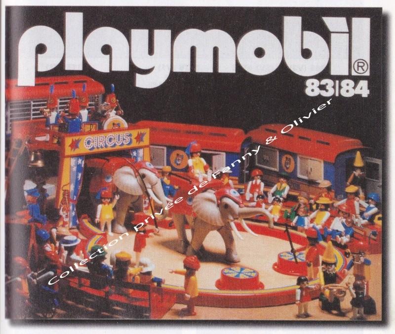 catalogue playmobil 1983 84 fanny et olivier