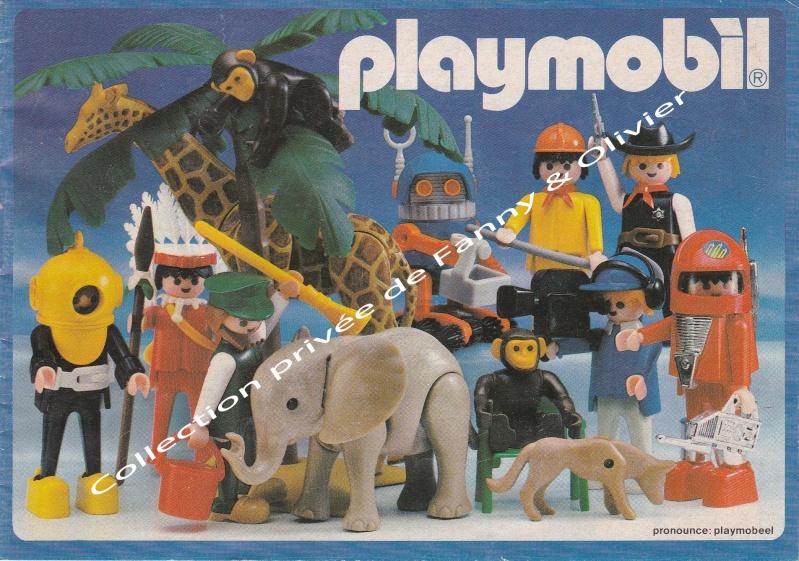 catalogue playmobil 1985 fanny et olivier