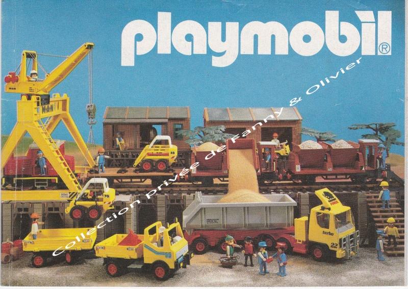 catalogue playmobil 1987 fanny et olivier