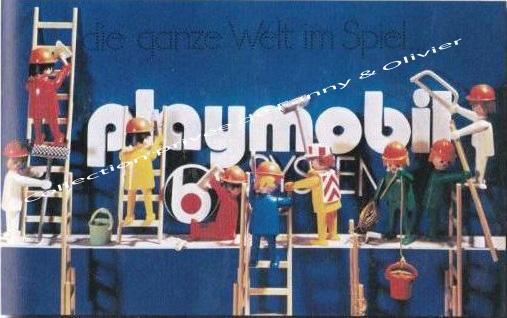 catalogue playmobil 1975 fanny et olivier
