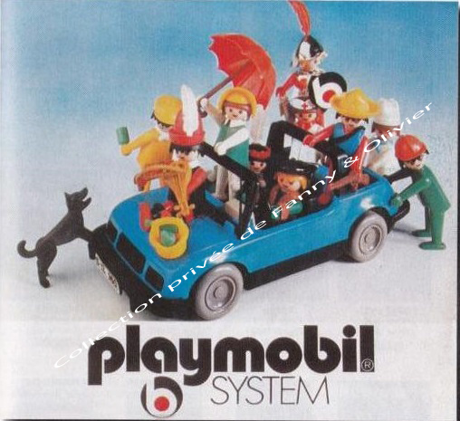 catalogue playmobil 1977 fanny et olivier