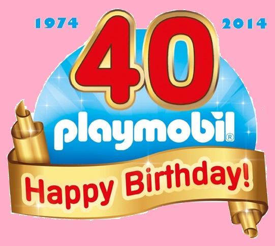 logo playmobil 40 ans playmobil fanny et olivier