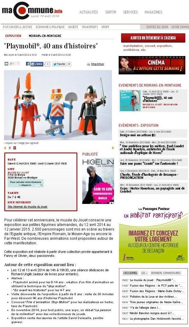ma commune info expo playmobil fanny et olivier