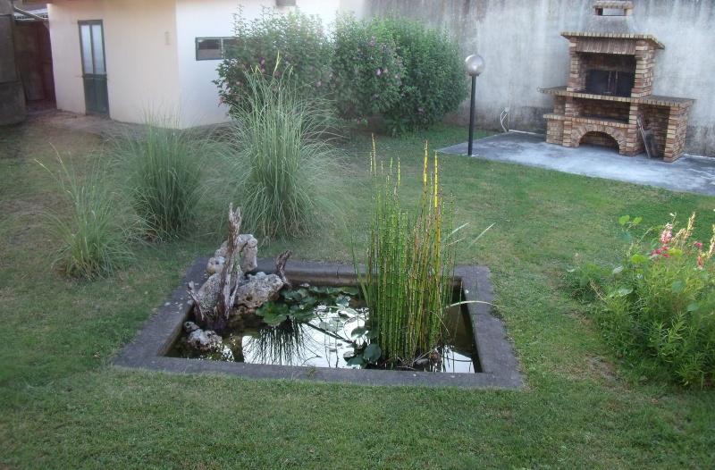 Construction d 39 un bassin de 16000l - Cabane jardin resine leroy merlin vitry sur seine ...