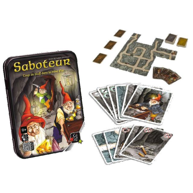 Image du jeu Saboteurs