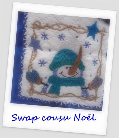 Swap de Noël #2